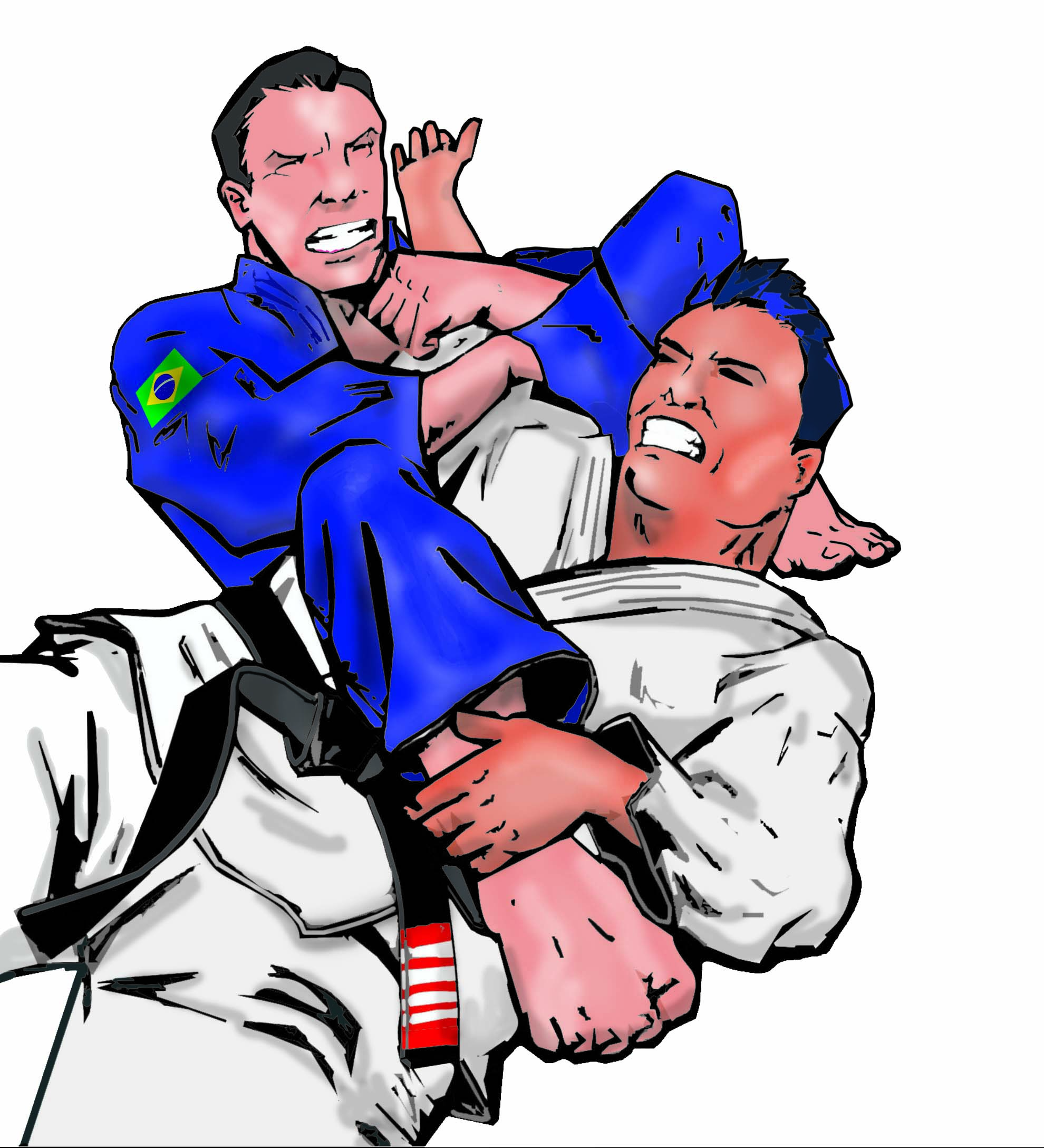 Jiu-Jitsu v.s. the World: (Part 2) Science and Art of Submission
