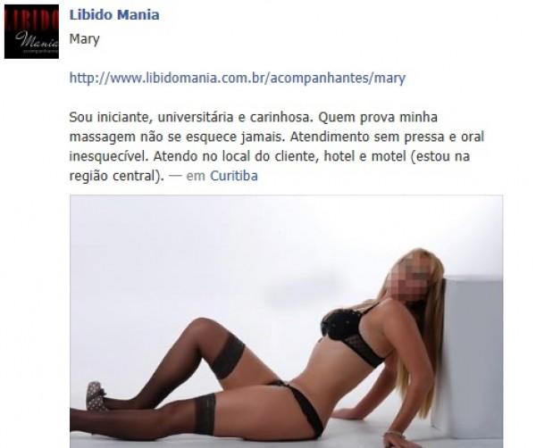 ofertas de prostitutas prostitutas en facebook