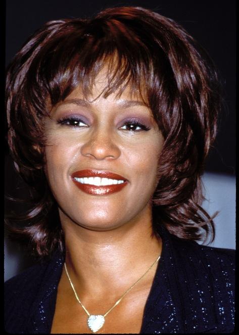 Whitney Houston ©2002 Star File