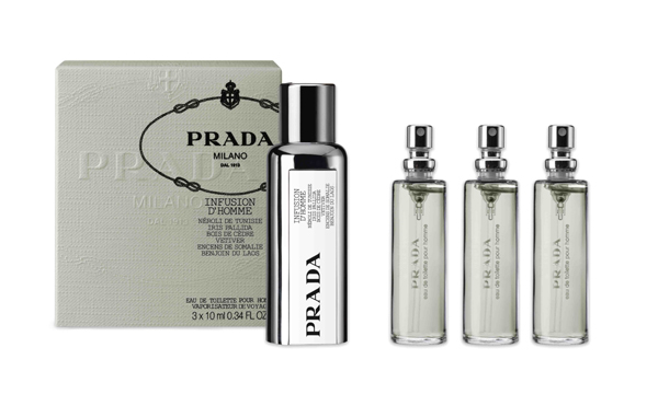 Prada Infusion dhomme travel