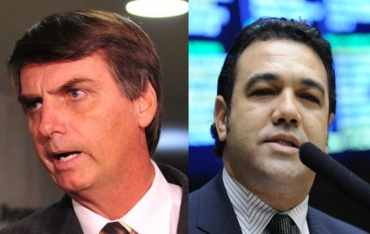 Jair Bolsonaro e Marco Feliciano