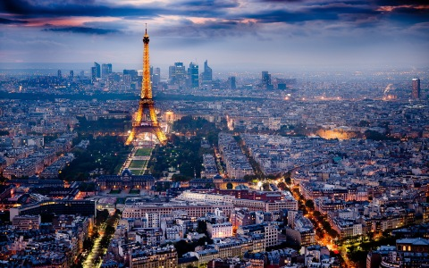 Paris-Wallpaper-city-night