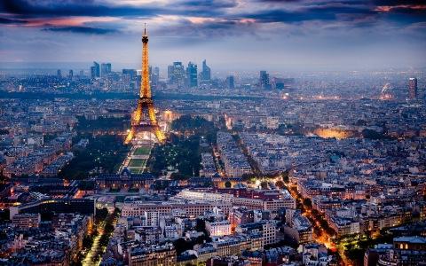 Paris-Wallpaper-city-night