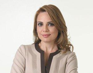 Jornalista foi descoberta na TV Tambaú, afiliada do SBT na Paraíba (Foto:Divulgação)