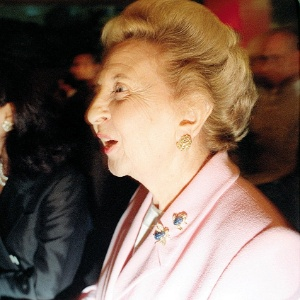 Dirce Camargo, a mulher mais rica do Brasil, morre aos 100 anos