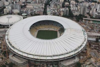 Maracanã - Foto: Carlos Eduardo Cardoso / Agência O Dia