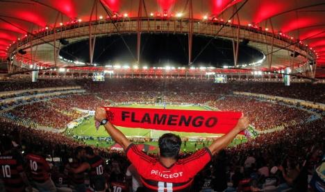 COPA DO BRASIL 2013 - Flamengo x Atletico-PR