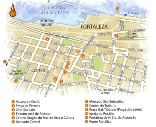 mapa-fortaleza-ceara-turismo