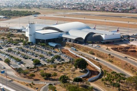 Aeroporto Internacional de Fortaleza - Pinto Martins
